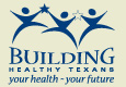 Building Healthy Texans logo